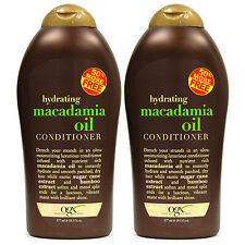 OGX Organix  Hydrating Macadamia Oil Conditioner 19.5 oz (2-PACK)