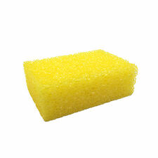Quality Abrasive Honeycomb Car Upholstery / Dash Cleaner Stain Remover Sponge