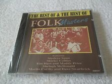 New & Sealed, VARIOUS - The Best Of & The Rest Of Folk Masters CD 1990, Tim Hart