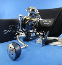 New Shimano Stella SWB 8000HG 8000 HG Spinning Reel U.S MODEL 1-3 DAYS DELIVERY!