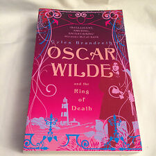 Oscar Wilde and the Ring of Death - Gyles Brandreth - Uncorrected Proof - 2008