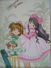 Card Captor Sakura Poster Paper Anime MINT