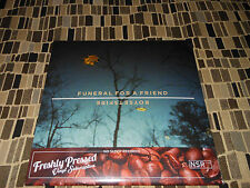 """BOYSETSFIRE  FUNERAL FOR A FRIEND  NO SLEEP RECORDS  7"""" COLORED vinyl SEALED"""
