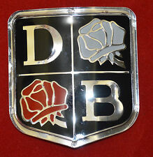 """David brown pièces tracteur """"roses"""" badge, early type"""