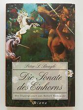 Peter S Beagle Die Sonate des Einhorns