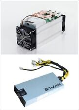 Bitcoin Miner Miners BTC Mining Antminer T9 with 11.5th/s & APW3+-12-1600 PSU