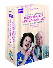 Keeping Up Appearances - The Essential Collection - Series 1-5   New  Fast  Post