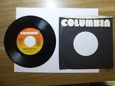 Old 45 RPM Record - Columbia 38-04463 - Bruce Springsteen - Dancing in the Dark
