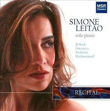 Recital (CD, Nov-2011, MSR Classics) (cd4129)