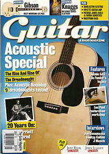 GUITAR & BASS Magazine UK May 2011 Play Like JEFF BECK Lessons Bootsy Collins