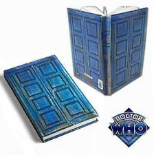 1Pc Doctor Who River Song's Tardis Journal Time Machine Travel Diary Notebook ON