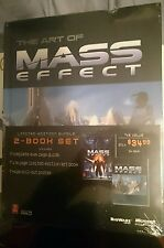 The art of Mass Effect combo guide limited collector