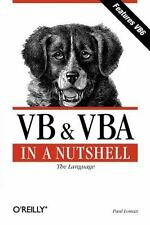 VB and VBA in a Nutshell: The Languages