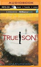 The Psi Chronicles: True Son 3 by Lana Krumwiede (2015, MP3 CD, Unabridged)