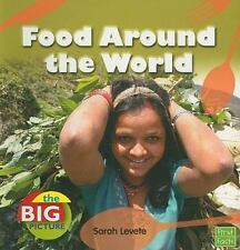 Food Around the World (The Big Picture: Food)-ExLibrary