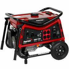 Powermate Vx Series 3000 Watt Portable Generator
