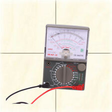 New DE-960TR Range AC DC Pointer Type Mutimeters Analog Meter Multimeter Tester