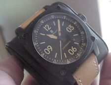 Steinhart Aviation Vintage Swiss Mens Automatic Wristwatch watch Military Pilot