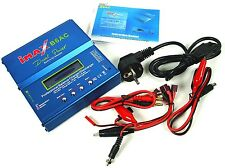 CARICABATTERIA LIPO IMAX B6 AC PROFESSIONAL BALANCE CHARGER / DISCHARGER NEW