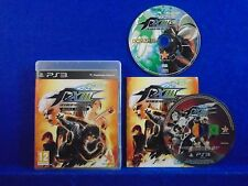 ps3 KING OF FIGHTERS XIII 13 Deluxe Edition +z ART CD SNK Playstation PAL