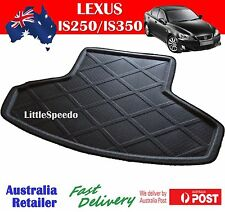 Lexus IS250 IS350 Boot Liner Tray Mat Trunk Protector Aust Stock Fast Shipping