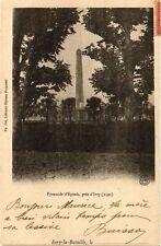 CPA  Pyramide d'Epieds,prés d'Ivry (1590)   (182037)