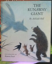 Runaway Giant by Adelaide Holl c1970, Good Hardcover, We Combine Shipping