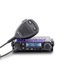 MIDLAND M-MINI AM / FM multimediale CB 2 Pin Spina 12 VOLT Radio CB