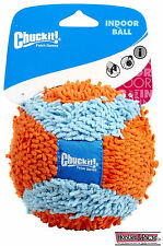 Chuckit! Fetch INDOOR BALL DOG PUPPY PET SOFT QUIET FETCH PLAY TOY