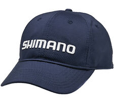 Shimano• Quadra Performance Cap Fishing Hat Navy--Free Shipping