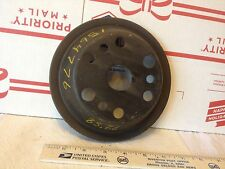 Studebaker pulley, for narrow belt, USED.    1564776.   Item:  7252