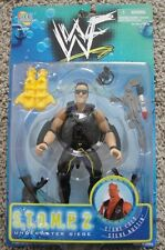WWE THE ROCK STOMP STONE COLD ERROR VARIANT MISPRINT RARE JAKKS WCW TNA WWF TNA