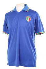ITALIA 1982 COPPA DEL MONDO ROSSI 20 RETRO CALCIO MAGLIA XL EURO 2016