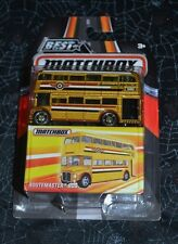2016 MATCHBOX BEST OF MATCHBOX ROUTEMASTER BUS SERIES 1 MB694