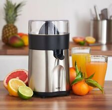 Electric Fruit Juicer Lemon Orange Juice Maker Bar Machine Kitchen Home Gift UK