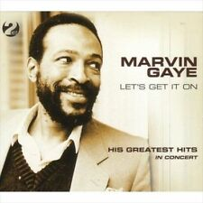 Marvin Gaye, Let's Get It on, New Import