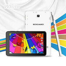 "7"" inch Android 4.4 Quad Core Tablet PC MID 8GB 1.3GHz Dual Camera -White"