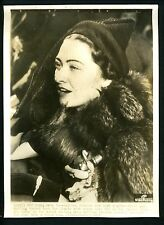 1937 World Series Wife of Red Ruffing cheers him to Yankees win Press Wire Photo
