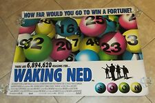 WAKING NED movie poster WAKING NED DEVINE poster