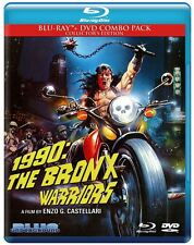 1990 Bronx Warriors - 2 Disc Blu-Ray - Collector's Edition - Enzo G Castellari