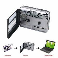 Tape to PC USB Cassette & MP3 CD Converter Capture Digital Audio Music Player ZJ