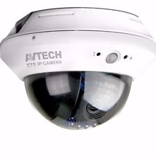 AVTECH AVM428 2MP Indoor Dome IP Camera PERFECT CONDITION, FAST FREE SHIPPING