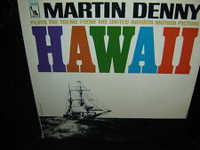 Martin Denny - Plays The Theme From Hawaii LP Liberty Records LRP-3488 VG+