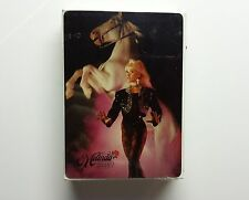 Melinda First Lady of Magic Playing Cards NEW SEALED Deck MELINDA SAXE EVENSVOLD