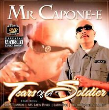NEW - Tears of a Soldier by MR. CAPONE-E