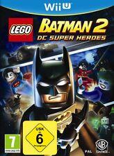 Nintendo Wii U Spiel Lego Batman 2 DC Super Heroes NEU&OVP