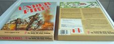 C64: Under Fire - Avalon Hill Game 1985