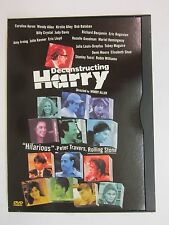 Deconstructing Harry (Dual-Sided DVD-1998) Woody Allen, Judy Davis, Out of Print
