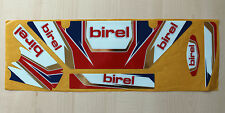 BIREL STYLE ROTAX RADIATOR STICKER KIT - KARTING