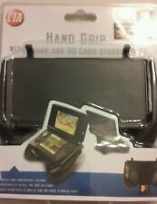 CTA Nintendo 3DS Hand Grip with Stand and SD Card Storage Slot
